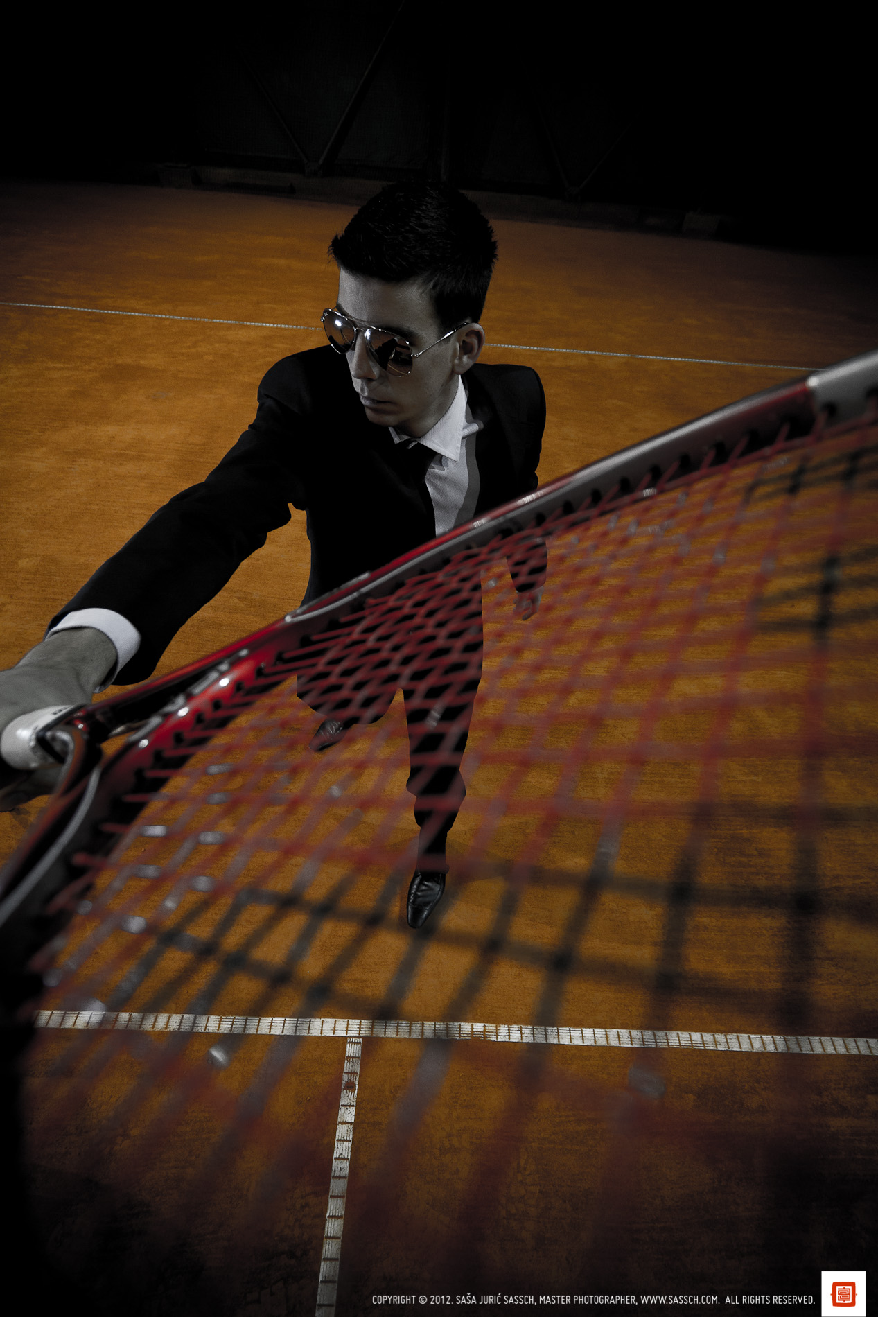 Suit UP for Tennis